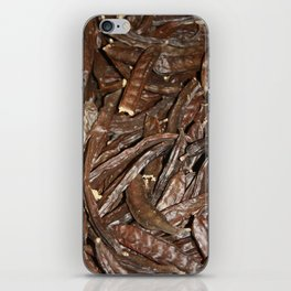 Harvested Carob Pods - Haripur iPhone Skin