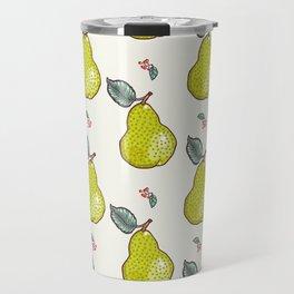 pear world Travel Mug