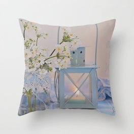 Find Joy  Throw Pillow