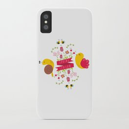 spring season iPhone Case