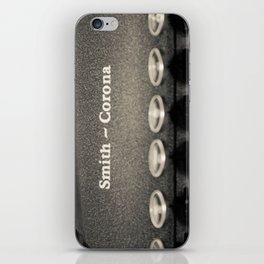 Smith-Corona Is The Name iPhone Skin