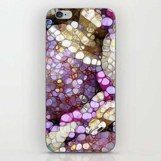 For the Love of BLING! iPhone & iPod Skin