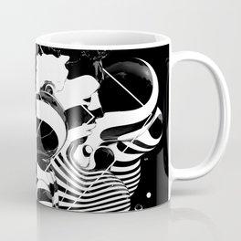 Divisão sobre se mesmo. Coffee Mug
