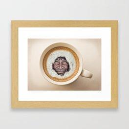 [#31] Buongiorno! Framed Art Print