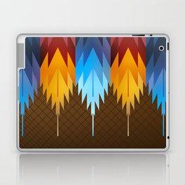 Navajo Fire & Ice Laptop & iPad Skin