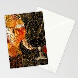 My garden Stationery Cards