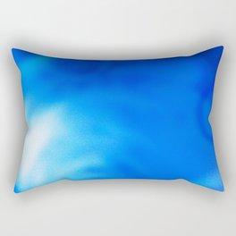 bluelight Rectangular Pillow