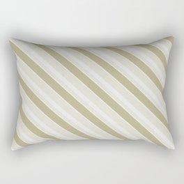 Golden rain Rectangular Pillow