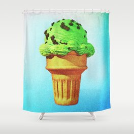 Some Good Licks Shower Curtain