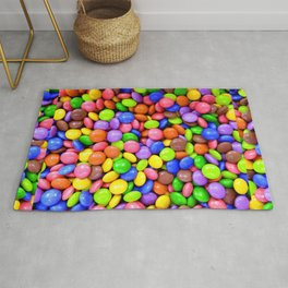 Colorful Bonbons Rug
