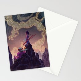 Dragonball - The Journey Begins Stationery Cards