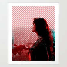 Sheila - Army of Darkness Art Print