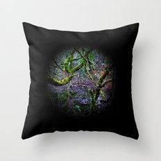 You were never here.  Throw Pillow