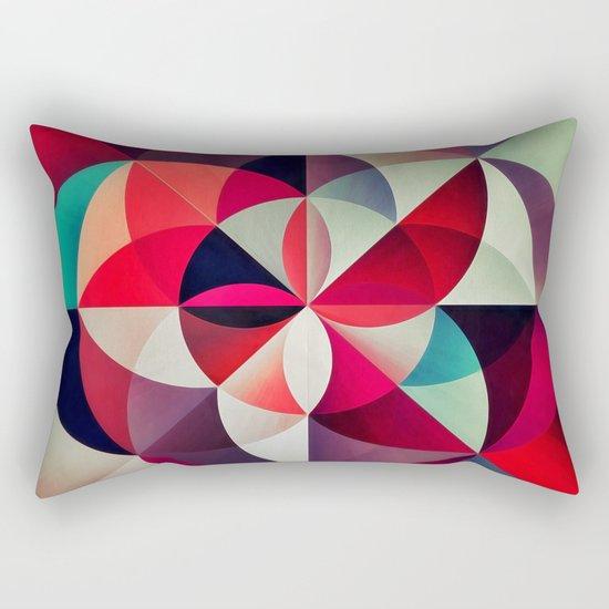 flyryl smysh Rectangular Pillow