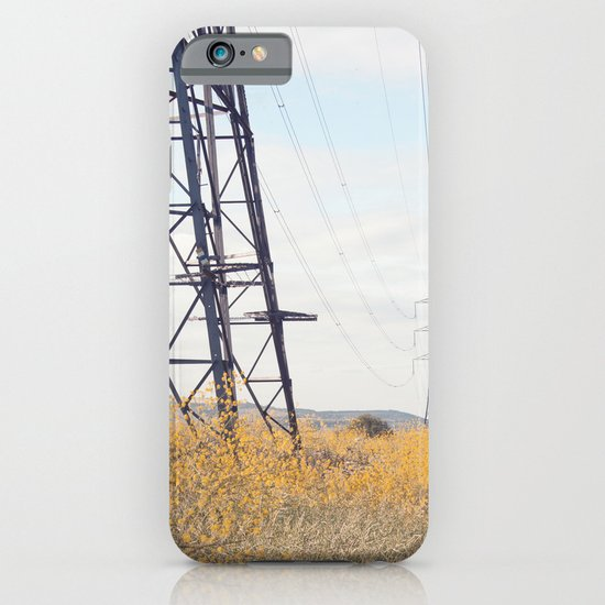 yellow lines... iPhone & iPod Case