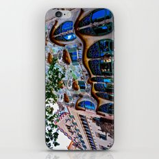 Casa Batllo: Barcelona, Spain iPhone & iPod Skin