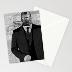 Unreal Party Iron Man Stationery Cards