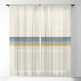 Spring of Love Sheer Curtain
