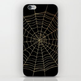 Caught In The Middle iPhone Skin