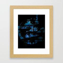 Drift 004 Framed Art Print