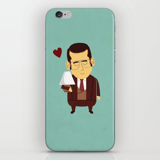 A Special Kind of Love iPhone & iPod Skin