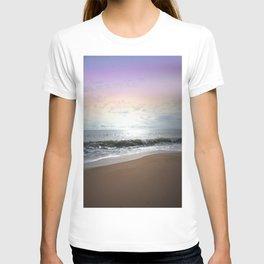 Light Pastel Seascape T-shirt