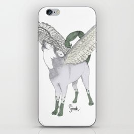 Zodiacal Chimera: The wolf iPhone Skin