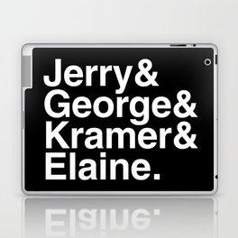 Seinfeld Jetset Laptop & iPad Skin
