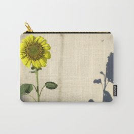 Concrete Mirror Carry-All Pouch