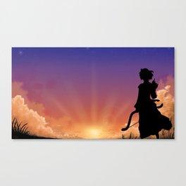 YONA Canvas Print