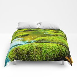 Stepping Stones Comforters