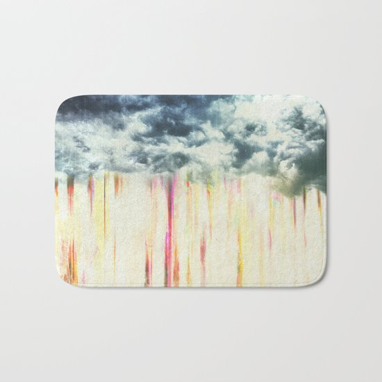 Let it rain on me Bath Mat
