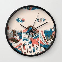 Save us. Wall Clock