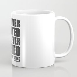 Depeche t-shirt. All I ever wanted, All I ever needed. | Music lovers. Dj gift. Coffee Mug