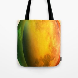 Ring Around A Moon Tote Bag