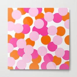 Color Dots 06 Metal Print