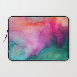 Staring at the Ceiling Laptop Sleeve