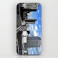 memphis iPhone & iPod Skins featuring Memphis Blues  by Invert The World