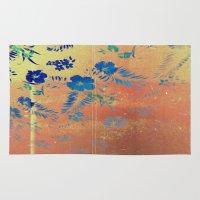 aloha Area & Throw Rugs featuring Aloha by ThatGeorgeGuy