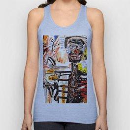 Jean-Michel Basquiat - Philistines 1982 Unisex Tank Top