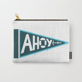 Captain's Pennant Carry-All Pouch