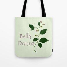 Bella Donna Tote Bag