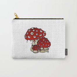 Toad-Eating Mushrooms Carry-All Pouch