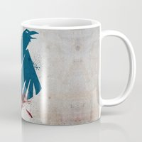 infamous Mugs featuring inFamous Second Son Good Karma by Kyrsten Carlson