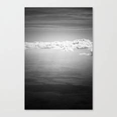 Blocking Rays Canvas Print