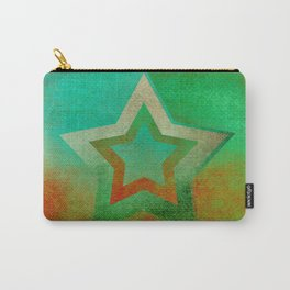 Suprematist Star IV Carry-All Pouch