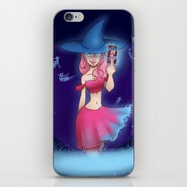 Wild Card Witch iPhone Skin