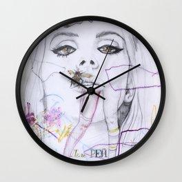 Interview Wall Clock