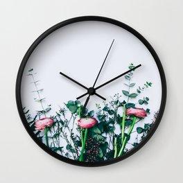 Peeking Nature Series Wall Clock