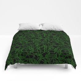 Geojumble Two Comforters